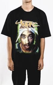 Deadstock Vintage Tupac Saturation T Shirt Sz XL