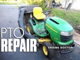 John Deere 48c Mower Deck Manual by John Deere Lawn Tractor Mowing Deck Pto Switch Replacement Make