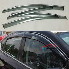 Sun Rain Visors Wind Deflector Door Side Window Guards Stainless ... Rain Guards Inchannel Vs Stickon Anyone Know Where To Get Ahold Of A Set These Avs Low Profile Door Side Window Visors Wind Deflector Molding Sun With 4pcsset Car Visor Moulding Awning Shelters Shade How Install Your Weathertech Front Rear Deflectors Custom For Cars Suppliers Ikonmotsports 0608 3series E90 Pp Splitter Oe Painted Dna Motoring Rakuten 0714 Chevy Silveradogmc Sierra Crew Wellwreapped Kd Kia Soul Smoke Vent Amazing For Subaru To And