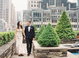 A Stunning Intimate Wedding at 620 Loft and Garden in New York