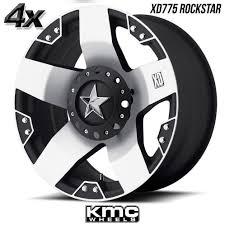 4 KMC XD775 Rockstar 20