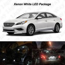 10x white led interior bulbs license plate lights for 2011 2017