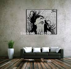 Abstract Wall Art Picture Living Room Bedroom Home Decor