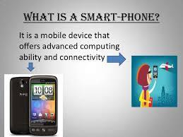 Powerpoint presentation1 smartphones
