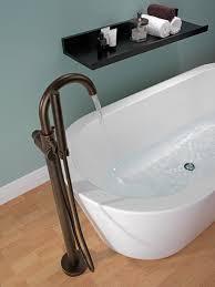 Delta Trinsic Faucet Home Depot by Bath U0026 Shower Creative Beautiful Bronze Arc Delta Faucets Home