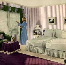40s Bedroom Decor