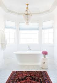 Chandelier Over Bathroom Sink by Pacific Palisades Project Master Bedroom And Bath U2014 Studio Mcgee