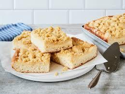 puddingkuchen mit streuseln schneller blechkuchen mit streuseln