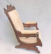 Details About Victorian Early Rocker, Rocking Chair ... Antique Upholstered Rocking Chair Westmoorathleticscom Rocker Wood With Cane Seat Springs Indoor Chairs Cool Ebay Spindle Back 1880s George Hunzinger Barley Twist Oak Platform Platform Rocker Rockers Includes Twisted Red Mahogany Eastlake Victorian Turned Walnut I Have Quite A Number Of Antique Chairs Unique China Pieces Restoration Broken To Beautiful With Foot Rest Circa 1890 At 1stdibs