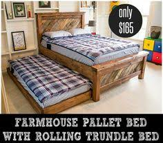 Full Size Bed With Trundle by Beautiful Indoor U0026 Outdoor Furniture U0026 Crafting Plans Diy