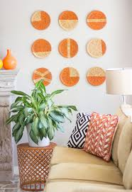 DIY Basket Wall Art