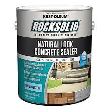 Rust Oleum Decorative Concrete Coating Sahara by Rocksolid Brand Page