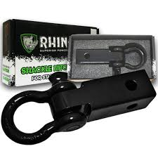 RHINO USA Shackle Hitch Receiver, Best Towing Accessories For Trucks ...