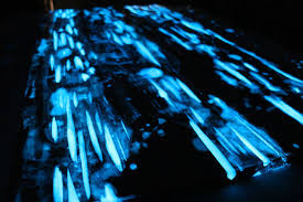 Glow In The Dark Mosaic Pool Tiles by Glow Table 25 Steps With Pictures