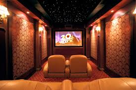 Home Theater Decoration Ideas