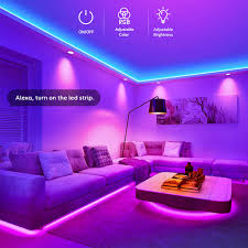 mua maxcio led rgb smart wifi led compatible