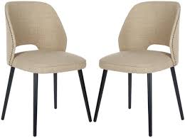 Safavieh - MCR4604B LIZZIE DINING CHAIR (SET OF 2) $801.00 - Dining ... Safavieh Lulu Upholstered Ding Chair In Light Brown And Gold Set Terra Midcentury Modern Fabric Of 2 Buy Fox6228eset2 Holloway Oval Side Black Pu Set Safavieh Mcer Collection Carol Taupe Linen Ring Fox6228g Youtube Navy Cushioned Chairs Safaviehcom Abby Sky Blue Reviews Goedekerscom Mcr4604b Lizzie Ding Chair Set Of 80100 A7005aset2 Fniture By White Home Design Ideas Also Interior Decor Market Becall Natural Cream Shop Parsons Becca Zebra Grey On Sale