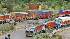 100 Truck Strike Transporters To Go On A Strike Over Increased Diesel Prices From July 20