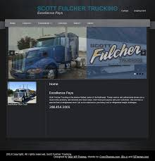 100 Scott Fulcher Trucking Competitors Revenue And Employees Owler