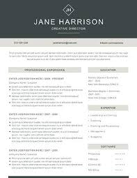 Creative Director Resume Sample Samples Template Executive