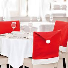 Librao 4Pcs Christmas Chair Back Covers Red Santa Hat Kitchen Chair Cover  Set For Christmas Holiday Festive Decor Amazoncom 6 Pcs Santa Claus Chair Cover Christmas Dinner Argstar Wine Red Spandex Slipcover Fniture Protector Your Covers Stretch 8 Ft Rectangular Table 96 Length X 30 Width Height Fitted Tablecloth For Standard Banquet And House 20 Hat Set Everdragon Back Slipcovers Decoration Pcs Ding Room Holiday Decorations Obstal 10 Pcs Living Universal Wedding Party Yellow Xxxl Size Bean Bag Only Without Deisy Dee Low Short Bar Stool C114 Red With Green Trim Momentum Lovewe 6pcs Nordmiex Spendex 4 Pack Removable Wrinkle Stain Resistant Cushion Of Clause Kitchen Cap Sets Xmas Dning
