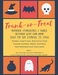 Trunk-or-Treat 2018 At Republic Gymnastics And Dance, Cypress Pappa Charlies Barbecue Reopens In Cypress Eater Houston Sf Food Trucks Print Affordable Art 3 Fish Studios Falacos Roaming Hunger Crywurst Truck Cape Coral Fl Friday Night Bites Lifestyle Magazine 25 Musttry Restaurants In The Area Chronicle Street Tuesday Streetfoodtue Twitter Towne Lake Texas Abu Omar Hal On With Montrose And University Of Hayburner Orlando Menu Tx Craft Burger Knee Little Rock