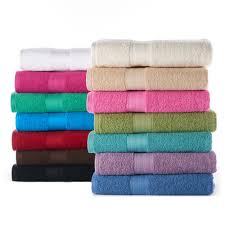 Kohls Bath Towel Sets by The Big One Solid Bath Towels