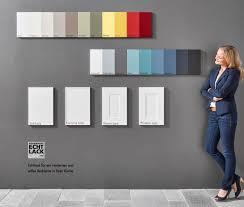 nolte fronten vergleich alle materialien farben