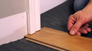 Does Pergo Laminate Flooring Need To Acclimate by Rona How To Install A Floating Floor Youtube