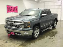 100 Used Box Trucks For Sale By Owner PreOwned 2014 Chevrolet Silverado 1500 LTZ Crew Cab Short Truck