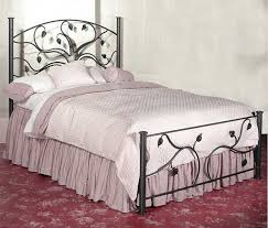 Wrought Iron King Headboard by Best 25 Wrought Iron Bed Frames Ideas On Pinterest Iron Bed