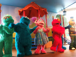 Sesame Place Halloween Parade by Sesame Place Has Anyone Been There Listingdock