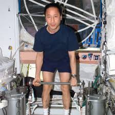 Astronaut Edward T Lu Expedition 7 NASA ISS Science Officer And Flight Engineer