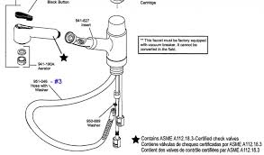 Peerless Kitchen Faucet Instructions by Stunning Peerless Kitchen Faucet Repair Parts Ideas Home