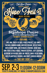 Bathtub Gin Phish Tribute Band by Hope Fest Ii 2 Day Music Festival Saturday U2013 Tickets U2013 Stanhope