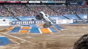 Monster Jam Nashville, TN 2017 (2/3) - YouTube Monster Jam At Raymond James Stadium Bbarian Truck Home Facebook Giveaway 4 Free Tickets To Traxxas Tour Montgomery Live Returns To Nampa February 2627 Discount Code Below Darkejournalcom April 2012 Announces Driver Changes For 2013 Season Trend News Thompson Boling Arena Knoxville Tennessee January Go Family Fun Over The Weekend 2018 Hlights Youtube Autographed Hot Wheels 2005 37 1st Ed Full Boar Jam