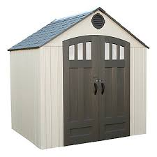 Rubbermaid 7x7 Storage Shed by Shop Sheds At Homedepot Ca The Home Depot Canada