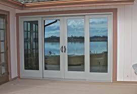Sliding Door With Blinds In The Glass by Door Design Sliding Glass Doors With Blinds Between Top Door