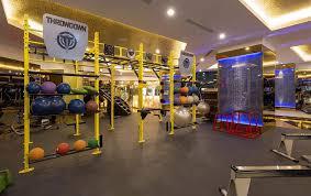 salle de sport la salle de sport la plus bling bling du monde