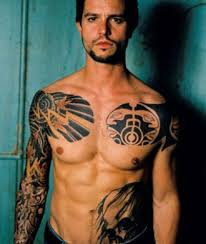 Celebrity Guy Tattoos Pictures To Pin On Pinterest