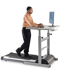 Lifespan Treadmill Desk Gray Tr1200 Dt5 by Treadmill Desks Exercise While You Work Free Accessory