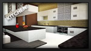Minecraft Kitchen Ideas Ps3 by Minecraft How To Make A Kitchen Youtube