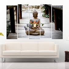 100 Beautiful Drawing Room Pics Coloriffy Multiple Frames Buddha Wall Painting For Living Bedroom Office Hotels Split Painting Of 5 130cm X 76cm
