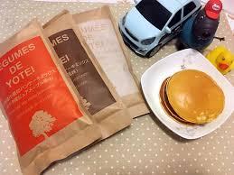 cuisiner des l馮umes 北海道legumes de yotei小麥鬆餅粉 早餐桌上的快速選擇 小潔這一家