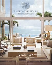 100 Viceroyanguilla Resort Designers Capture Essence Of Anguilla NY TIMES Ad For