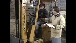 Forklift Or Powered Industrial Truck Safety Training Video - YouTube