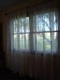 Sheer Curtains At Walmart by Better Homes And Gardens Embroidered Sheer Curtain Panel Walmart Com