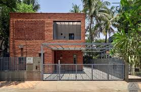 100 House Design Architects THE BRICK ABODE Alok Kothari The