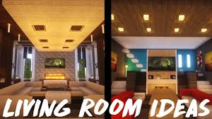Minecraft Living Room Furniture Ideas by Living Room Ideas Minecraft Home Design