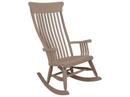 Daniel's Amish Daniel Rocker Solid Wood Rocking Chair ...